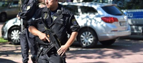 Paura terrorismo a Lubecca in Germania