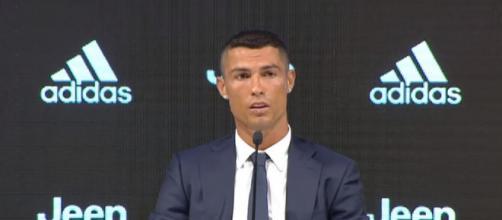Cristiano Ronaldo [Imagem via YouTube/ Juventus]