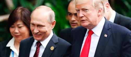 Donald Trump revela que desea reunirse con Putin de nuevo