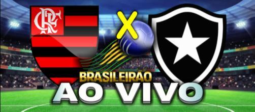 Flamengo e Botafogo se enfrentam na 14ª rodada do Brasileirão