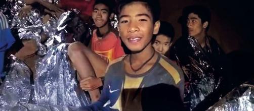 TAILANDIA / Los 12 niños rescatados admiten ante la prensa que todo fue 'como un milagro'