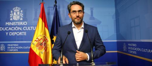 Máxim Huerta renuncia a la indemnización de 1.000 euros por sus 6 días de ministro