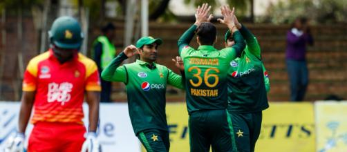 Pakistan vs Zimbabwe live cricket streaming (Image Credit: TheRealPCB/Twitter)
