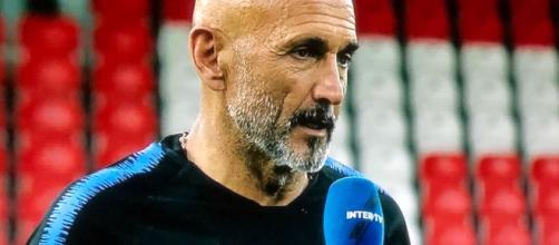 Spalletti, intervistato dopo Sion- Inter (Fc Inter 1908)