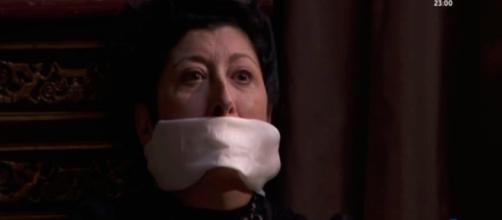 Una Vita, puntate italiane: Ursula rapita dalla Sotelo Ruz