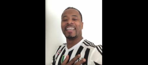 Vidéo. Patrice Evra chante du Bocelli pour souhaiter à sa manière la bienvenue à Ronaldo