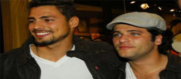 Bruno Gagliasso e Cauã não são mais amigos.
