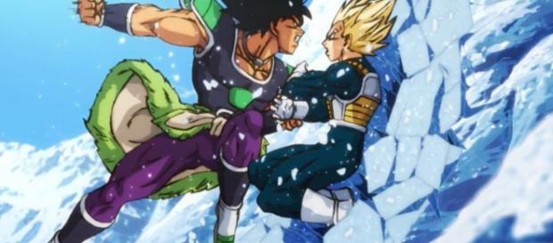 'Dragon Ball Super - Broly' : Vegeta