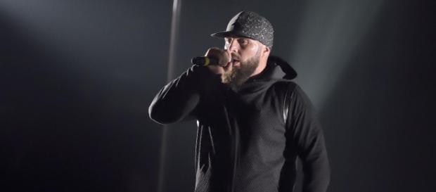 Le rappeur français Médine est reconnu pour son rap consicent.