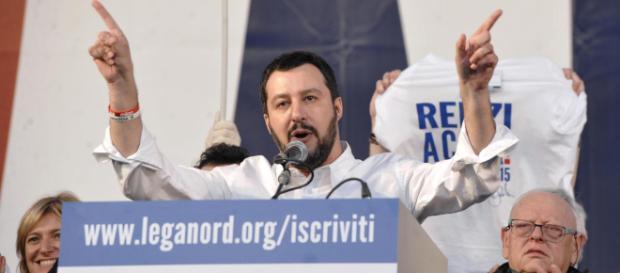 Matteo Salvini, ministro dell'interno