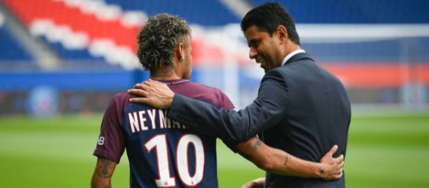 Neymar a rejeté les rumeurs l'envoyant au Real Madrid durant ce mercato estival.