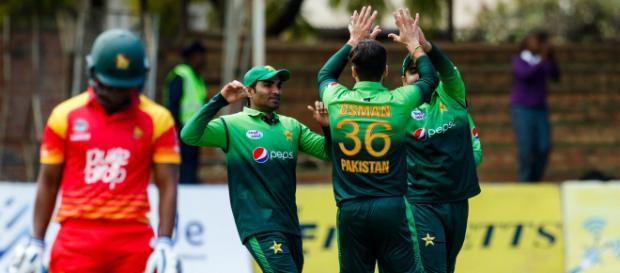 Pakistan vs Zimbabwe live cricket streaming (Image Credit: TheRealPCB/Twitter)