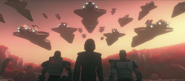 'Star Wars: The Clone Wars' has been saved and will get a final season with 12 new episodes. - [Star Wars / YouTube screencap]