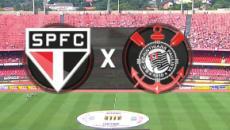 Corinthians x São Paulo ao vivo - Transmissão neste sábado, a partir das 21h