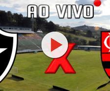 BOTAFOGO X FLAMENGO (Carioca 2016) Ao Vivo - YouTube - youtube.com