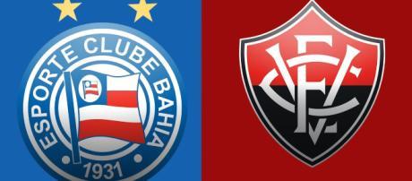 Bahia e Vitória ao vivo pelo Brasileirão 2018