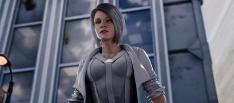 Sliver Sable and her team works for Norman Osborn in the new 'Spider-Man' game trailer [Image Credit: Marvel Entertainment/YouTube screencap]