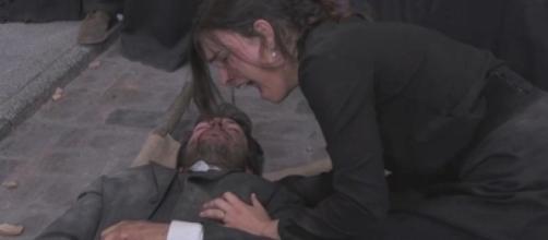 Anticipazioni Una Vita: Pablo muore tra le braccia di Leonor