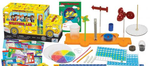 Esther Novis invents educational science kits inspired by 'The Magic School Bus' TV show. / Image via Esther Novis, used with permission.
