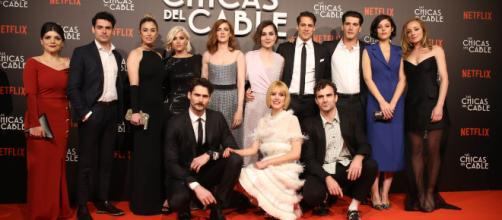 Netflix pone como fecha de estreno de 'Las chicas del Cable' el próximo 7 de septiembre
