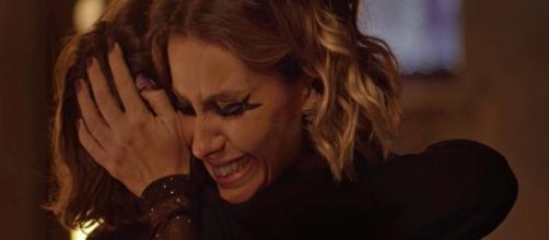 Luzia se reconciliará com Manuela. (Foto: Divulgação TV Globo).