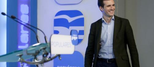 Pablo Casado nuevo presidente del PP con el 60% de los votos