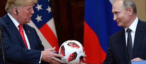 Trump y Putin califican como todo un éxito la cumbre de Helsinki
