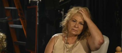 Roseanne Barr posted a bizarre video clip to her YouTube account explaining the racist tweet. [Image Roseanne Barr/YouTube]
