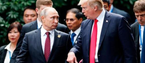 Trump afirmó que le dijo a Vladimir Putin que no toleraría más injerencia rusa