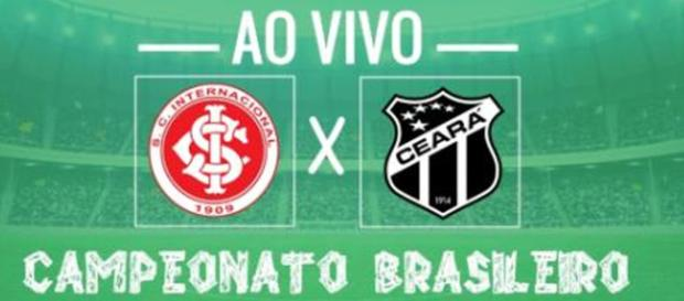 Ceará e Inter se enfrentam nesta segunda