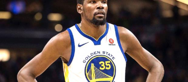 Kevin Durant comments on LeBron James' move
