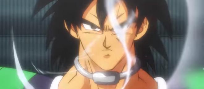 New 'Dragon Ball Super: Broly' trailer shows Broly fighting Son Goku, Vegeta, Frieza
