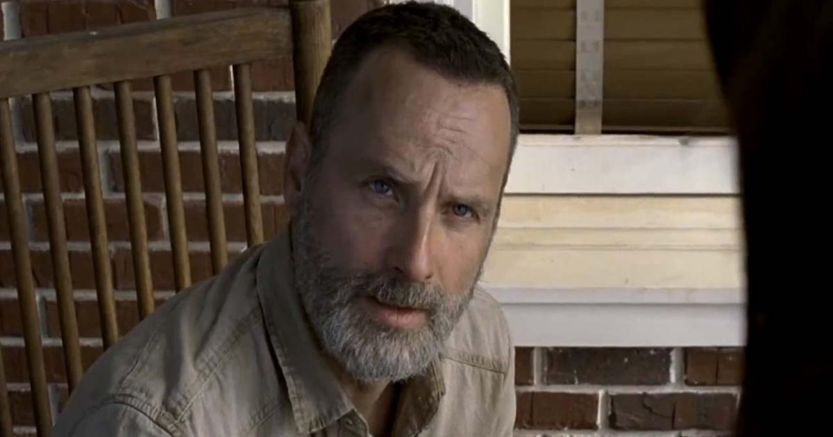 The Walking Dead Will Soon Be Minus Andrew Lincoln In