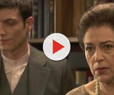 Il Segreto: Prudencio sta derubando Donna Francisca