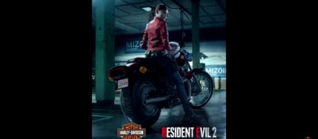 Capcom announced new details for 'Resident Evil 2' at San Diego Comic-Con. - [Let's Talk Resident Evil / YouTube screencap]