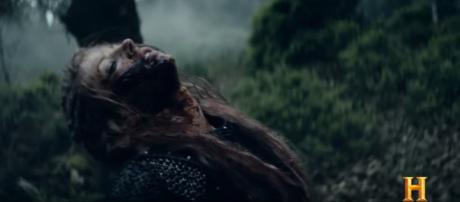 Cena do trailer da segunda parte da quinta temporada de Vikings