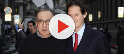 Sergio Marchionne e John Elkann, momento durissimo per il Gruppo FCA