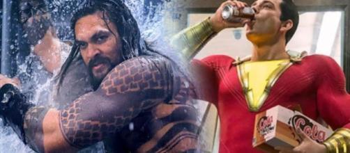 DC presenta los tráilers de Aquaman y Shazam en el Comic Con, San Diego