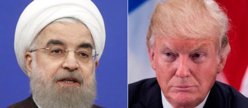 Diplomática entre EEUU e Iran a punto del quiebre por fuertes pronunciamientos de sus lideres
