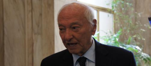 Piero Angela, storico conduttore di Superquark - tpi.it