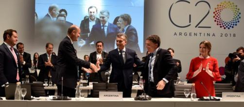 G-20 advierte que las peleas comerciales entre naciones atentan contra la economía mundial