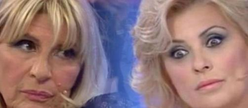 Tina e Gemma contro il ritorno di Giorgio Manetti a U&D
