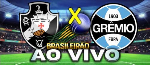 Vasco e Grêmio jogam neste domingo pelo Brasileirão