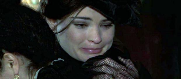 Anticipazioni Una Vita: Leonor abbandona il paese dopo la morte del marito