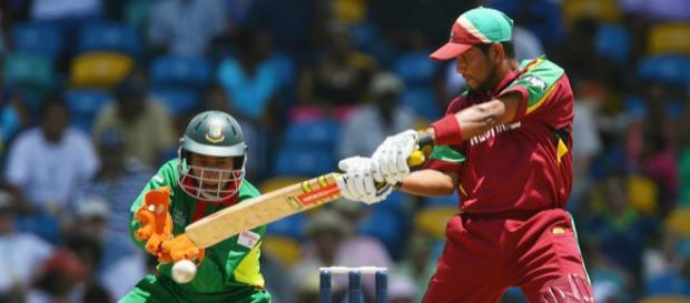 Ban vs WI 1st ODI live on Gazi tv (Image via BanglaTigers/Twitter)