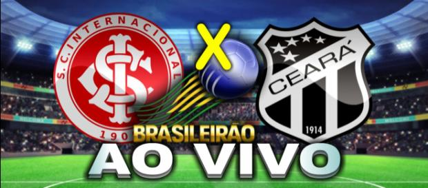 Internacional x Ceará será a última partida desta rodada