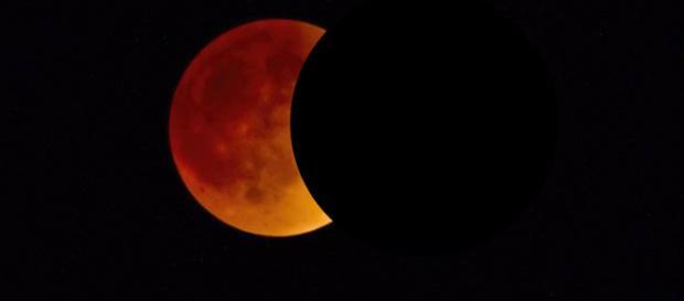 Lua de Sangue estará no céu, na próxima sexta-feira (27)