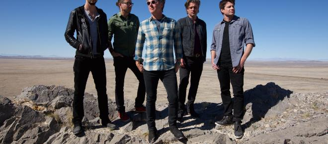 Collective Soul's Dean Roland speaks about new live album and current tour