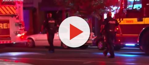Toronto mass shooting: Gunmade, one woman dead, 13 injured - Image credit - AP via Hindustan Times | YouTube