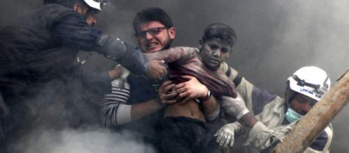 Israel evacua a 800 sirios 'Cascos Blancos' para evitar las represalias de Bashar Al Asad